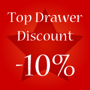Top Drawer 10% Discount